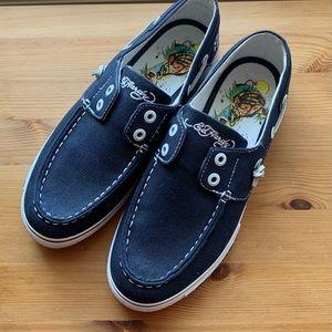 Ed Hardy Shoes 💙